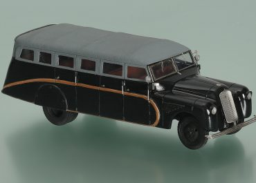НАТИ-ЗиС экспериментальный открытый автобус на шасси ЗиС-8