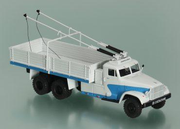 ГТУ-10, ДТУ-10 опытный бортовой дизель-троллейвоз