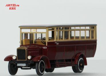 Я-6 первый серийный в СССР городской автобус