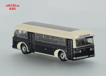 НАТИ-А опытный городской автобус