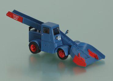 С-4, С-4М лаповый снегопогрузчик