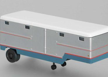 ОдАЗ-784 полуприцеп-фургон