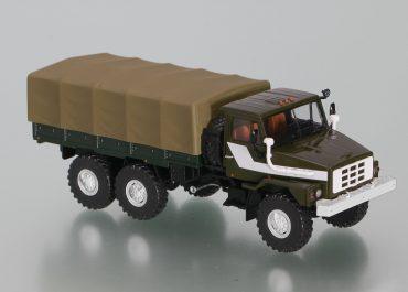 Урал-43223 вседорожный бортовой грузовик