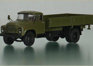 ЗиЛ-431510 бортовой автомобиль-тягач
