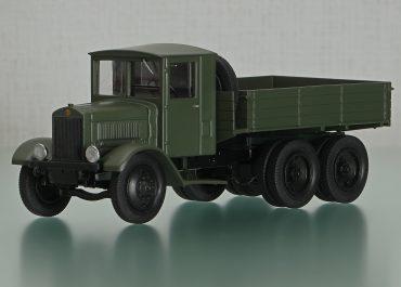 Я-НАТИ-9Д опытный бортовой грузовик