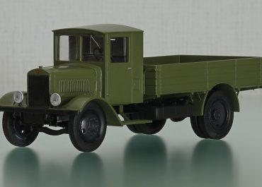Я-5 «Монголка» среднетоннажный бортовой грузовик