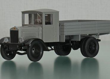 Я-5, ЯГ-3 среднетоннажный бортовой грузовик