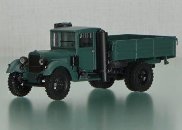 УралЗиС-352 газогенераторный бортовой грузовик