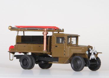 ПМЗ-6 пожарный автонасос-линейка на шасси ЗиС-5В