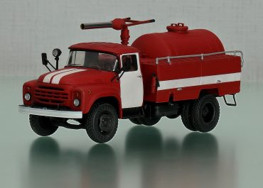 АП-3 (130)-148А пожарный автомобиль порошкового тушения на шасси ЗиЛ-130-76