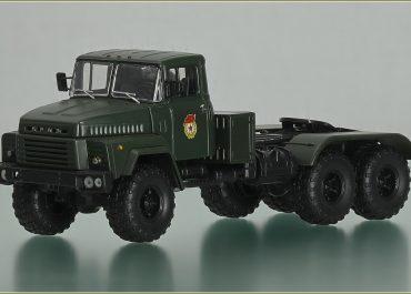 КрАЗ-260В седельный тягач на базе КрАЗ-260
