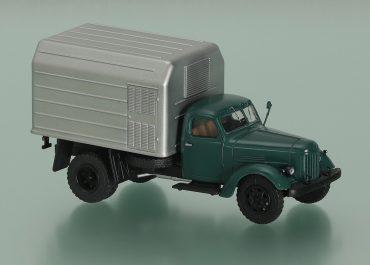 AP-1A, ЛМЗ-890 1-дверный фургон-рефрижератор на шасси ЗиЛ-164/164А