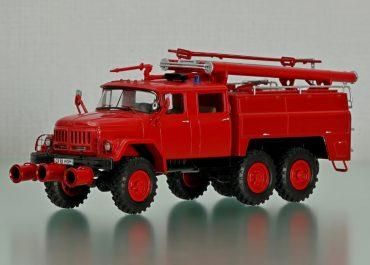 АА-40(131), мод. 139 пожарный аэродромный автомобиль на шасси ЗиЛ-131