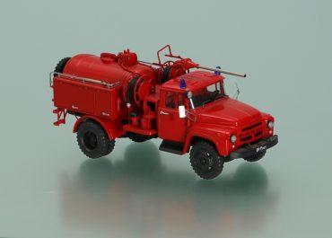 АП-2(130) мод. 148 пожарный автомобиль порошкового тушения на шасси ЗиЛ-130