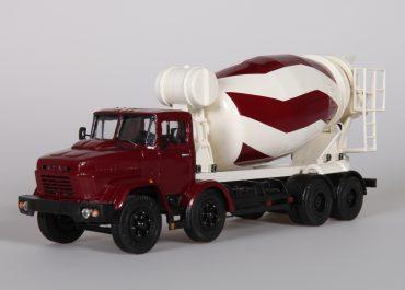 КрАЗ-7133Р4 автобетоносмеситель на шасси КрАЗ-7133Н4