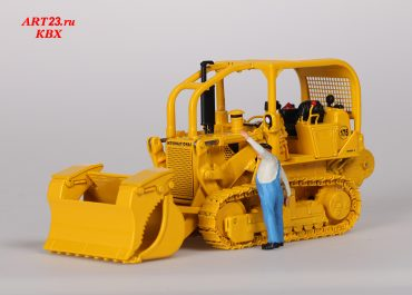 International Harvester IH175 Series C frontal crawler hydraulic Loader