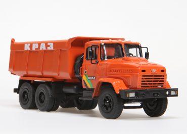 КрАЗ-65055-064 (063) «Прораб» самосвал строительный