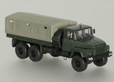 КрАЗ-260 6×6 грузовой автомобиль повышенной проходимости