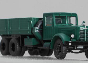 ЯАЗ-210 многоцелевой бортовой грузовик