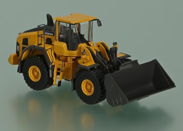 Volvo L150H frontal wheel hydraulic Loader