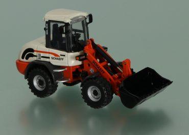 Schaeff Terex SKL 834/TL80 frontal wheel Loader