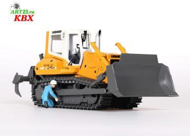 Liebherr PR734 XL Litronic crawler bulldozer
