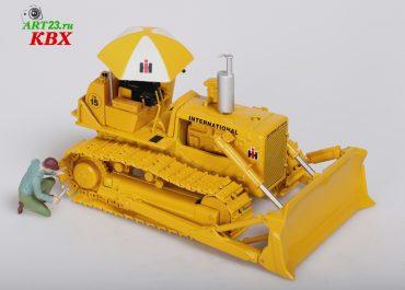 International Harvester / Dresser TD15C crawler hydraulic bulldozer