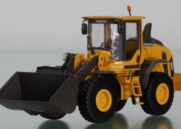 Volvo L60H frontal wheel hydraulic Loader