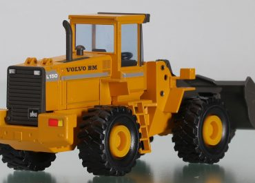 Volvo BM, Michigan L150 frontal wheel hydraulic Loader