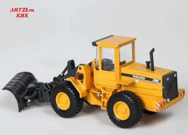 Volvo L70C frontal wheel hydraulic Loader