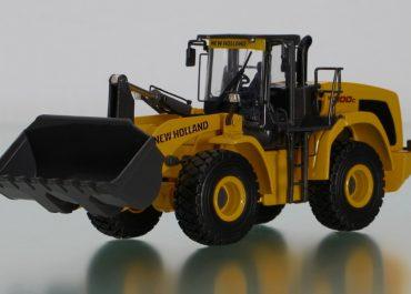 New Holland W300C frontal wheel hydraulic Loader