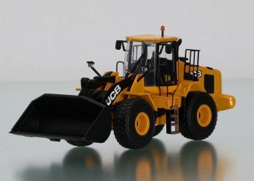 JCB 467 ZX frontal wheel hydraulic Loader