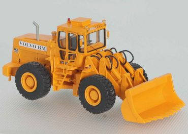 Volvo BM 1641 frontal wheel hydraulic Loader