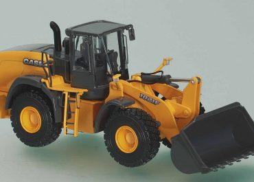 Case 1021F wheel frontal hydraulic Loader