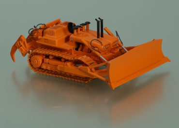 Euclid TC-12-3, Terex 82-80 Western crawler hydraulic bulldozer