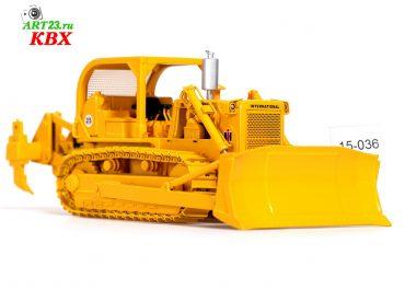International Harvester TD-25C crawler hydraulic bulldozer