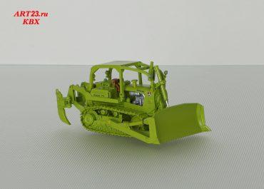 Euclid C-6-2 crawler hydraulic bulldozer