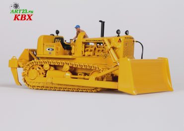 Allis-Chalmers HD 21A crawler hydraulic bulldozer