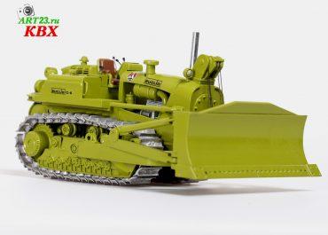 Euclid C-6-1 crawler cable bulldozer Gar Wood ECF-6