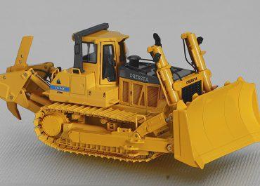 Dressta TD-40E mining crawler bulldozer SEMI-U-blade
