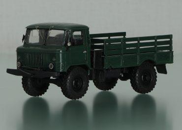 ГАЗ-66А/66-02 бортовой автомобиль повышенной проходимости
