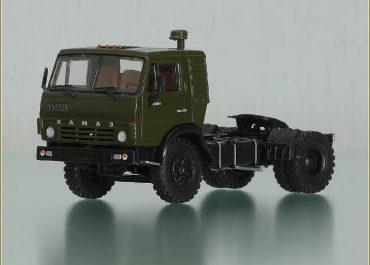 КамАЗ-5415, 5425 седельный тягач, база КамАЗ-5315/5325