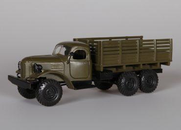 ЗиЛ-157/157К/157КД 6×6 бортовой грузовик
