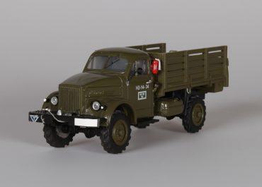 ГАЗ-63А бортовой грузовик