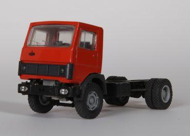 МАЗ-533700 шасси для монтажа различных кузовов и оборудования