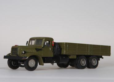 ЯАЗ-219/КрАЗ-219/219Б тяжёлый бортовой грузовик