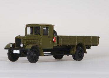 Опытный или Я-8 бортовой грузовик на шасси Я-6