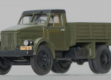 ГАЗ-51 бортовой грузовик