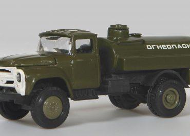 АТЗ-3.8-130 автотопливозаправщик на шасси ЗиЛ-130-66