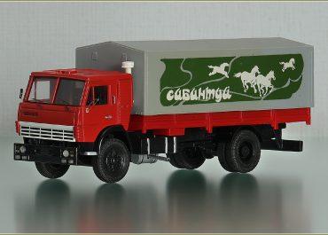 КамАЗ-5315, КамАЗ-5325 бортовой грузовик